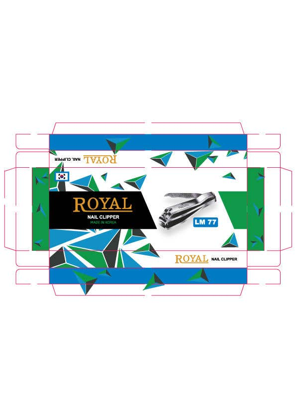 Contest Entry #119 for Re-design the box of the nail clippers