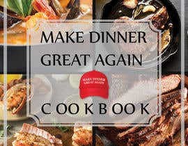 #55 for Make Dinner Great Again - Cookbook Cover Contest by ValexDesign