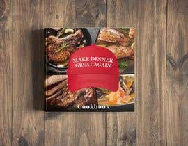 #31 for Make Dinner Great Again - Cookbook Cover Contest by creativedumpling