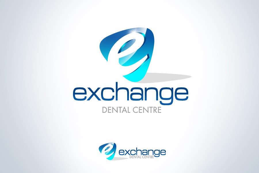Penyertaan Peraduan #365 untuk Logo Design for Exchange Dental Centre