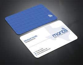 #1224 para Mantis business card design de monjurul9