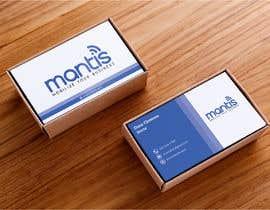 #976 para Mantis business card design de sazzad017988