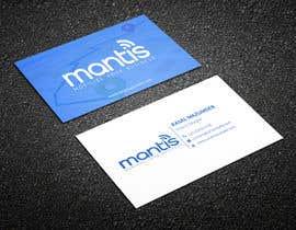 #1280 para Mantis business card design de RasalBabu