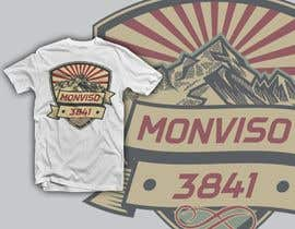 Nro 55 kilpailuun Design Mountain T-Shirt käyttäjältä krisamando