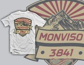 #55 for Design Mountain T-Shirt by krisamando