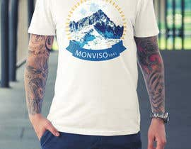 #108 for Design Mountain T-Shirt by gulenigar