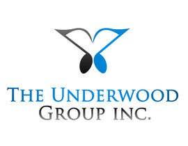 """aroojkhalid86 tarafından Design a Logo for """"The Underwood Group Inc."""" için no 215"""