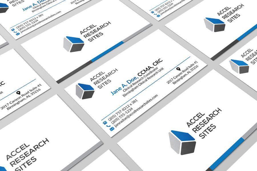 Entry #85 by SHILPIsign for Design a business card template