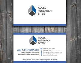 #45 για Design a business card template από sharminkumu