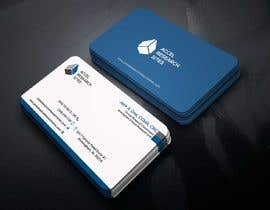 #222 για Design a business card template από KAMRUJJAMAN554