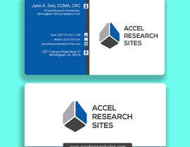 #148 για Design a business card template από sam01jan2000