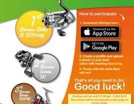 #12 untuk Design a contest flyer oleh giuliachicco92