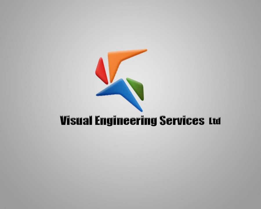 Inscrição nº                                         45                                      do Concurso para                                         Stationery Design for Visual Engineering Services Ltd