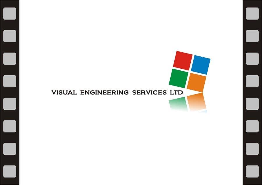 Konkurrenceindlæg #                                        13                                      for                                         Stationery Design for Visual Engineering Services Ltd