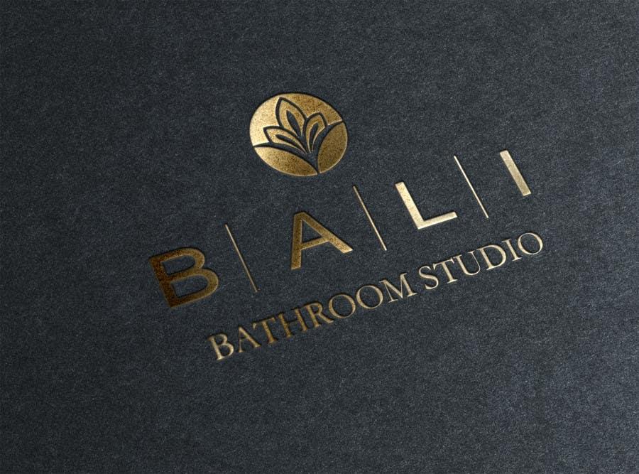 Penyertaan Peraduan #                                        35                                      untuk                                         Design a Logo for Bathroom studio
