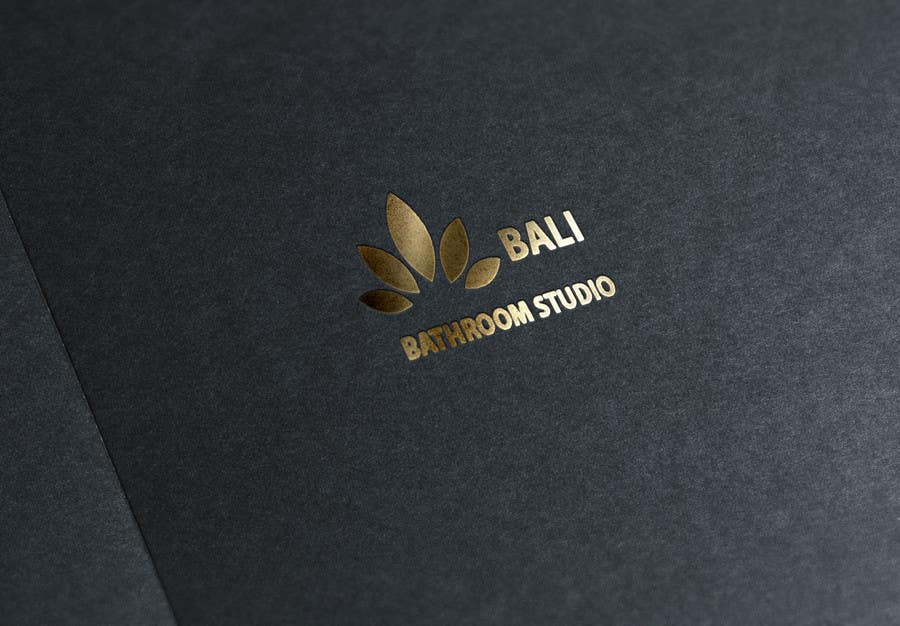 Penyertaan Peraduan #                                        27                                      untuk                                         Design a Logo for Bathroom studio