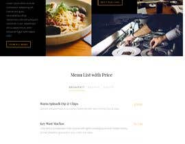 #61 for Build a Website for Restaurant by AiaFaramawy4