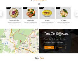 #69 for Build a Website for Restaurant by gvbiz