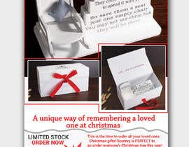 Nro 45 kilpailuun Design a christmas product sales flyer käyttäjältä piashm3085