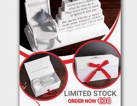 #53 для Design a christmas product sales flyer від piashm3085