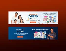 #27 untuk Banner needed for Health and Beauty products online store oleh joengn