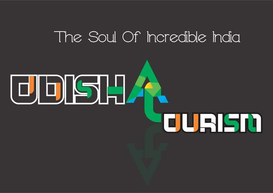 "Kilpailutyö #12 kilpailussa Logo Needs to be done for ""ODISHA Tourism"""