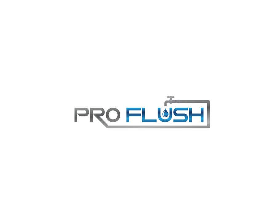 """Proposition n°87 du concours i need a logo desinged """"PROFLUSH"""""""