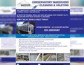 nº 57 pour Design a Flyer for Conservatory Cleaning par colormode