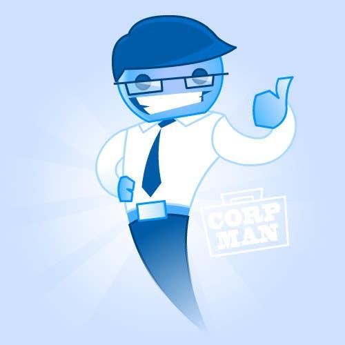 Конкурсная заявка №126 для cartoon character design