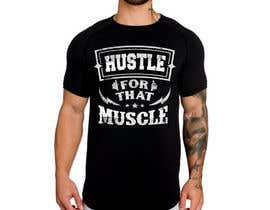nº 31 pour Gym T-shirt Design par feramahateasril