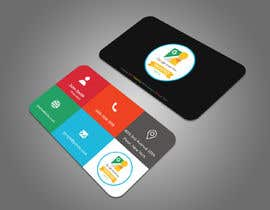 #134 for Design some Business Cards For Google Street View Agency af Simanto99