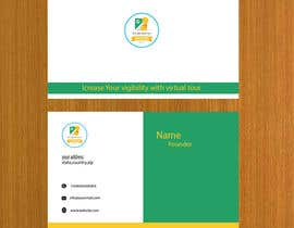 #139 for Design some Business Cards For Google Street View Agency af Kawshain