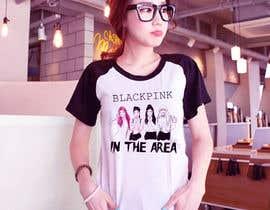#5 για Blackpink (KPOP) Tshirt Design από miropetri