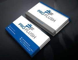 "#20 για Designa business card please ""PROFLUSH"" από rmamunur566"