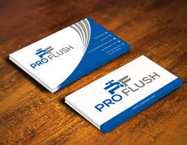 "#8 για Designa business card please ""PROFLUSH"" από DarkBlue3"
