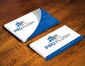 "#14 για Designa business card please ""PROFLUSH"" από DarkBlue3"