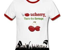 #88 для T-shirt Design for Voucherry.com от xjunaid