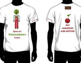 #89 para T-shirt Design for Voucherry.com de EmadDev