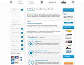 herick05 tarafından Are you a Design Ninja? Design NinjaTools.com - We are a Perfect 5 star Freelancer. için no 18