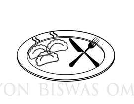 #8 , Dumpling plate Icon design 来自 ABODesign11