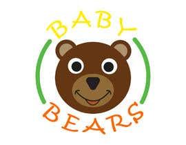 #46 para Design a Logo: Baby Bears de Ashekun