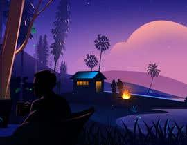 Nro 24 kilpailuun Need a Background illustration käyttäjältä kesabk