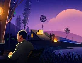 Nro 26 kilpailuun Need a Background illustration käyttäjältä kesabk