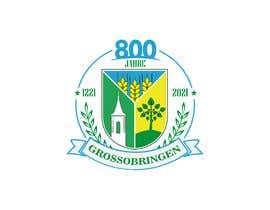 #24 para Design a 800-years anniversary Logo por ZahaDesigns