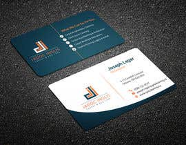 #55 pentru JDI:  Business Card Design - September 2018 de către SHILPIsign