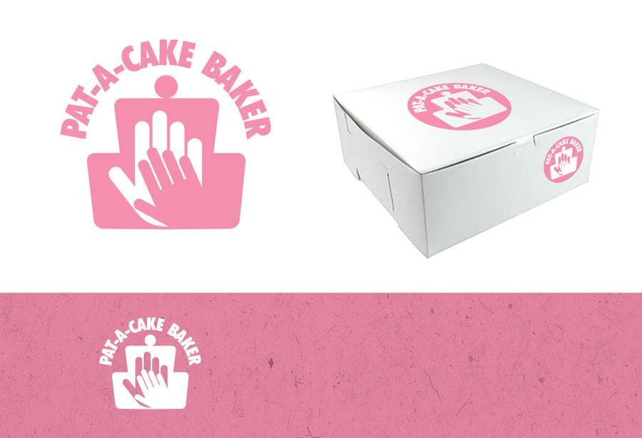 Konkurrenceindlæg #                                        27                                      for                                         Logo Design for Pat a Cake Baker