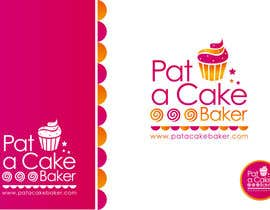 #21 for Logo Design for Pat a Cake Baker af Designer0713