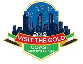 #21 para Design a Logo for Visit the Gold Coast 2019 Promotion por logocubic