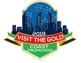 #21 para Design a Logo for Visit the Gold Coast 2019 Promotion de logocubic