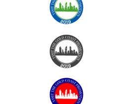 #52 para Design a Logo for Visit the Gold Coast 2019 Promotion por logocubic